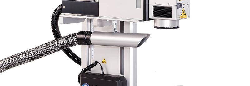 Laser Machines - SpeedMarker Galvo Laser Marking Machine