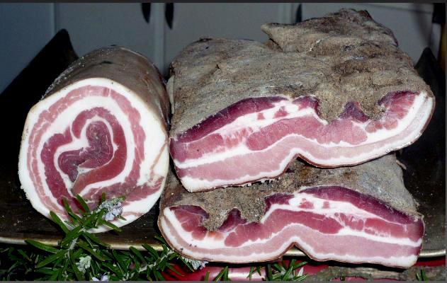 Prosciutto, Salame, Finocchiona, Pancetta  - Salumeria Toscana