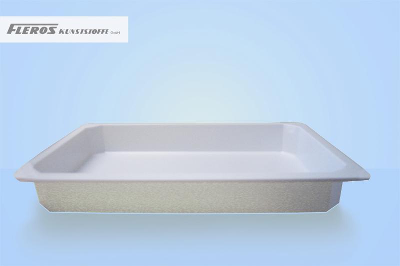 Sealing bowls - FK 1.160 rectangular bowl, able to seal