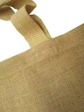 Jute Pouchs - Nature or laminated