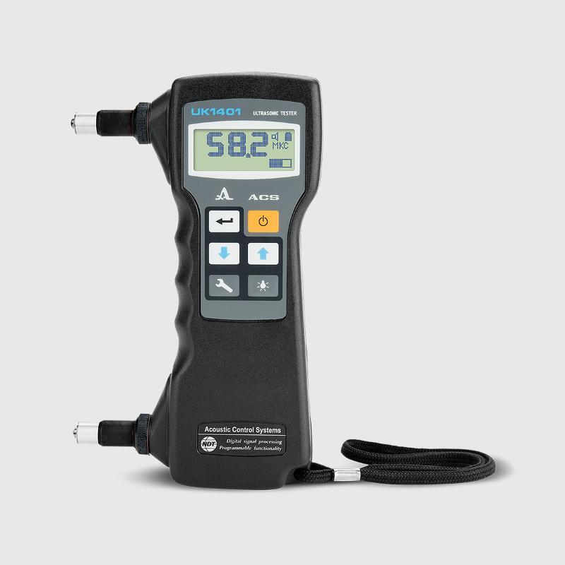 Concrete Testing - UK1401 – ultrasonic pulse velocity tester