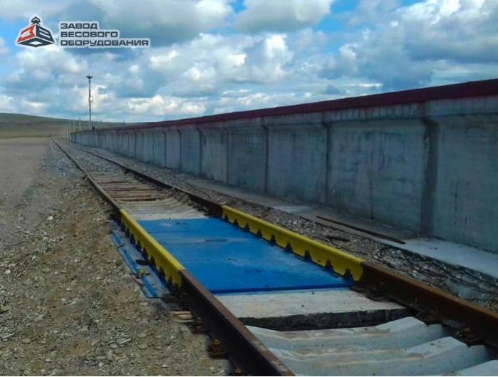 鐵路秤 - 鐵路秤