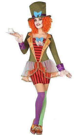 Costume Chapelière - Articles de fête et Carnaval