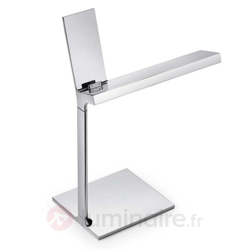 DE-Light - Lampe de table, chrome 8 broches - Lampes à poser designs