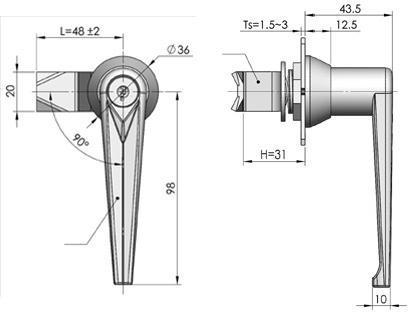 Handle Locks -