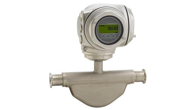 Caudalímetro de efecto Coriolis - Proline Promass E 300 -