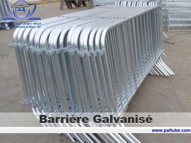 Barrière Galvanisé - Barrière Galvanisé