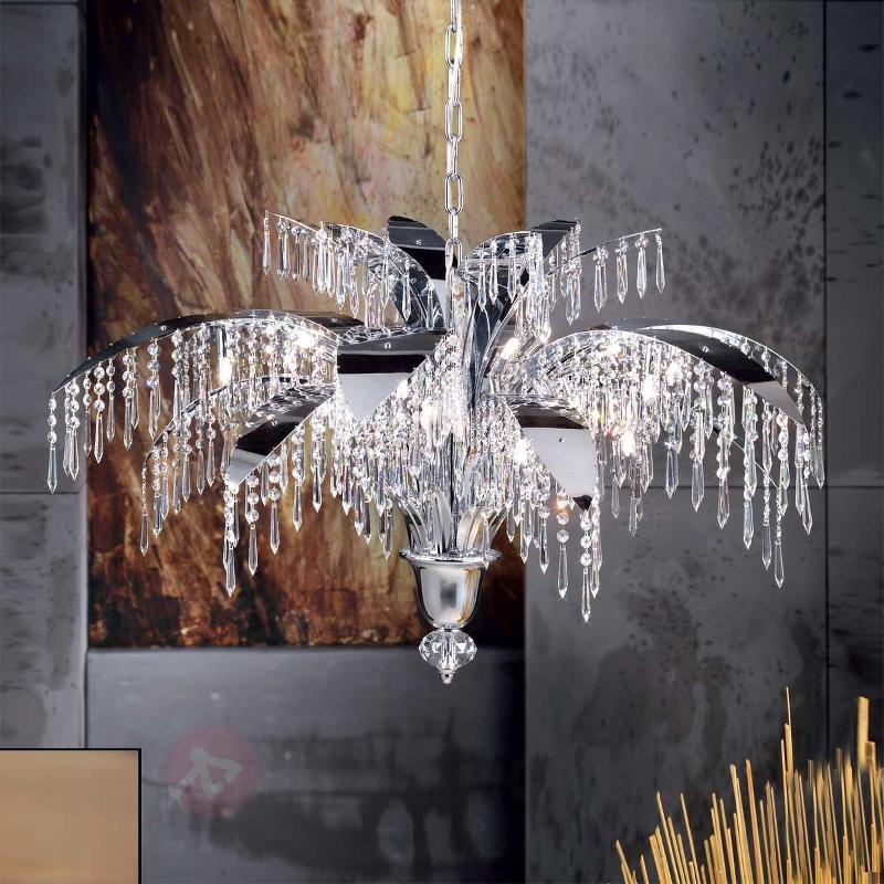 Lustre PHOEBE, 24 ampoules, 105 cm - Lustres designs, de style