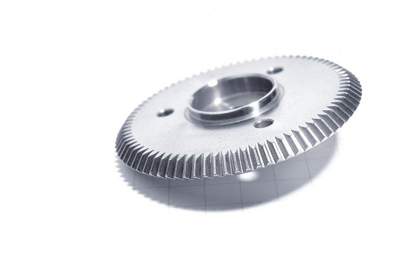 Bevel gears - spur toothing Palloid and Zyklo-Palloid-toothings, milled or hard-peeled...