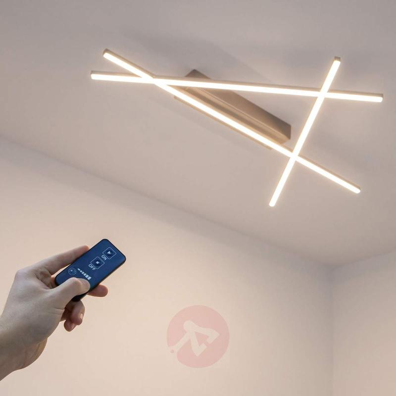 Mikada LED ceiling light 80 x 65 cm - Ceiling Lights