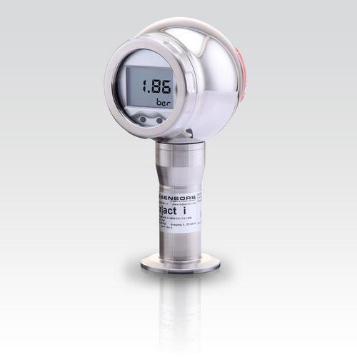 Pressure Transmitter x|act i - pressure transmitter / membrane / analog / flush