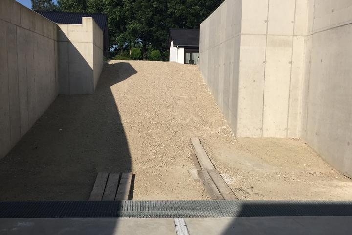 Rampes accès parking : notre spécialité - Sols d'extérieur et abords