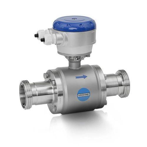 OPTIFLUX 6000 - Liquid flow meter / electromagnetic / sanitary
