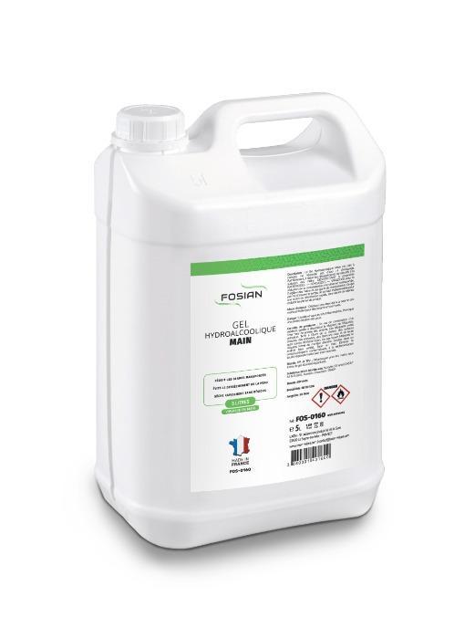 Lotion hydroalcoolique surface - FOS-0160