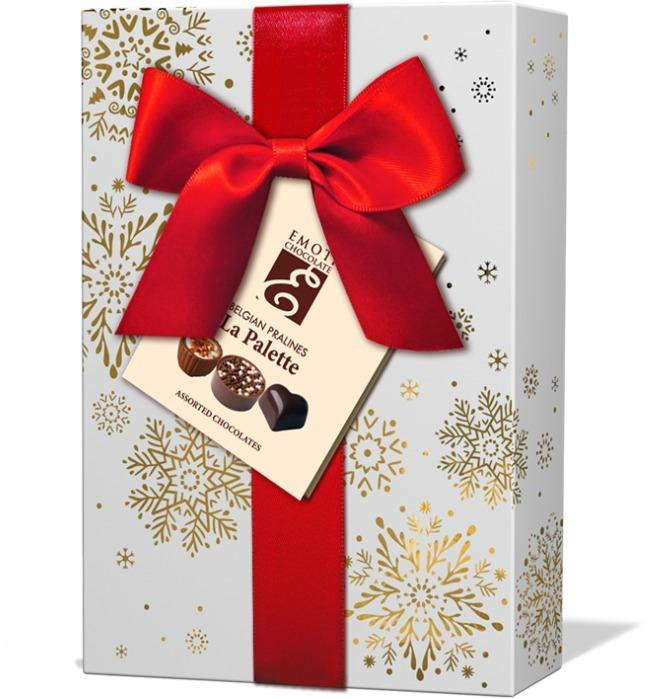 EMOTI Assorted Chocolates, Gift packed 120g. SKU: 016252rX -