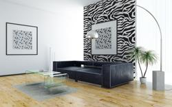 LINEA JUNGLE - ZEBRA - Pitture decorative