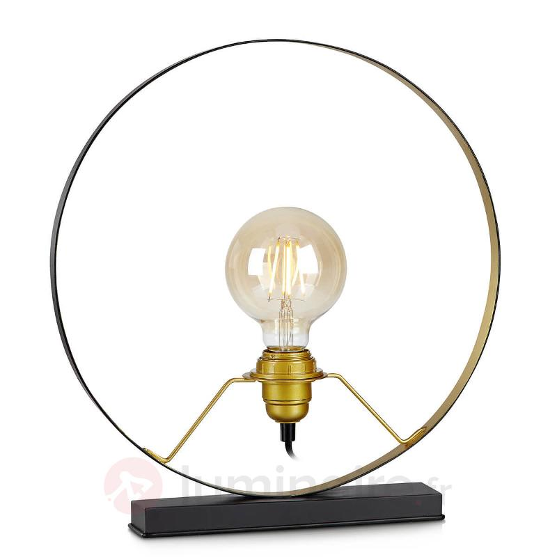 Lampe décorative circulaire Solberg - Décorations de Noël d'intérieur