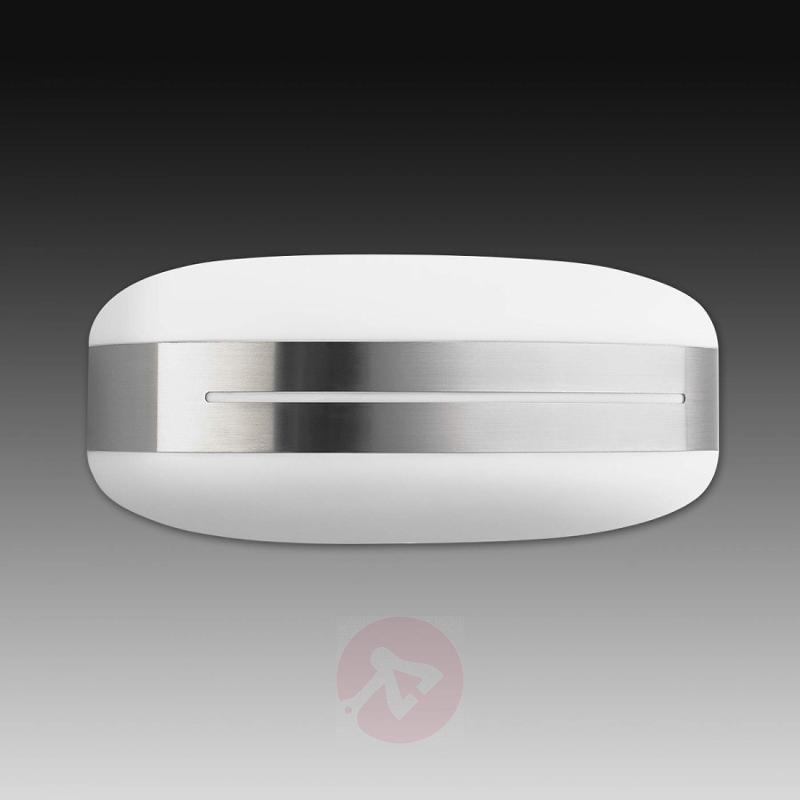 Seasonal outdoor wall light - stainless-steel-outdoor-wall-lights