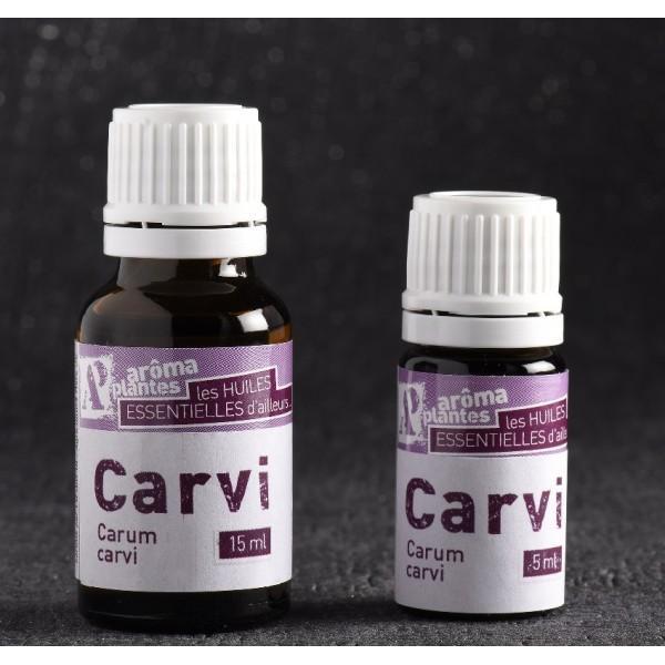 Huile essentielle de Carvi biologique - Huiles essentielles