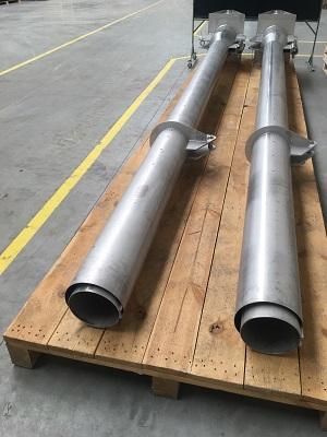 Die Teleskope für die maritime Industrie - Schweißkonstruktionen für maritime Industrie.
