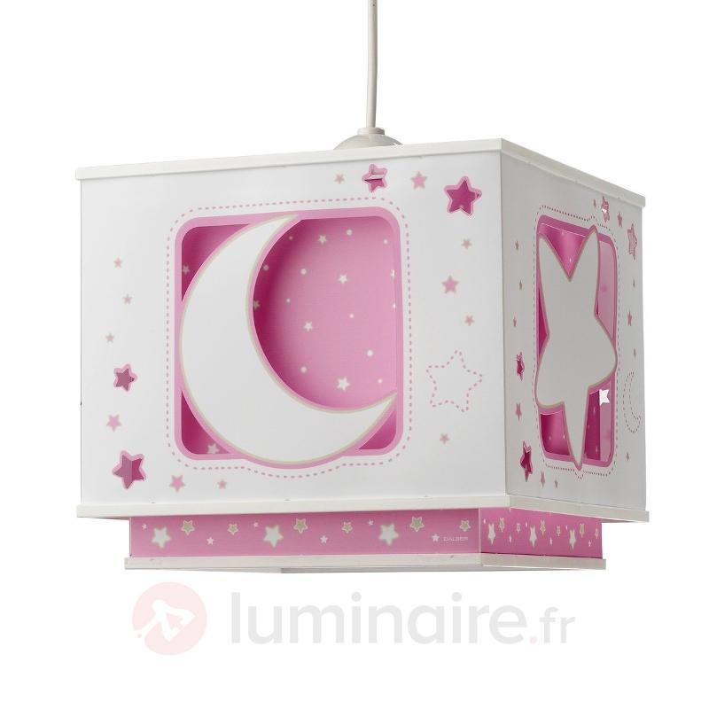 Suspension fluorescente NACHTHIMMEL - Chambre d'enfant