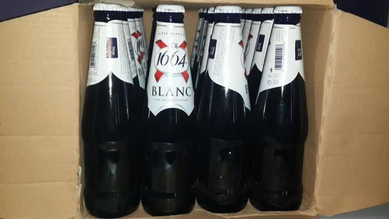1664 Kronenbourg - Larger Beer Catalogue