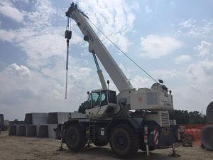 TEREX A600, 60 ton, Anno 2010