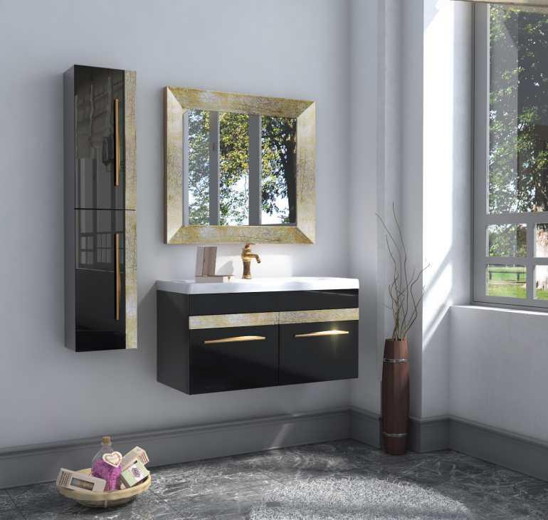 TREASUER (BA1017-100) - Bathroom vanity -