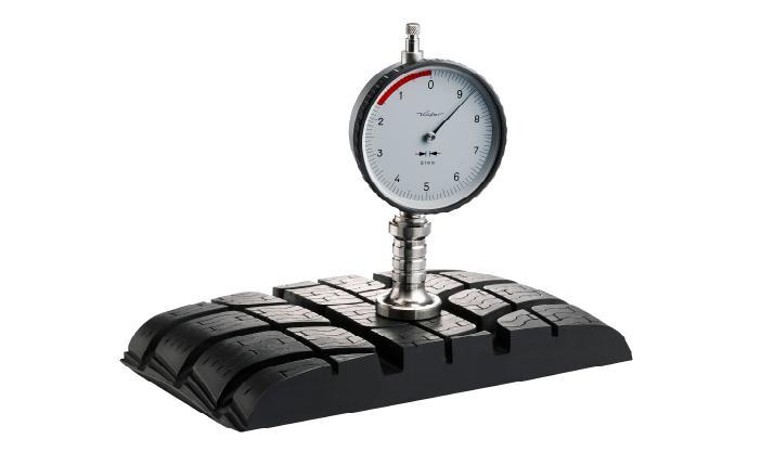 PTM Tyre Depth Gauge - null