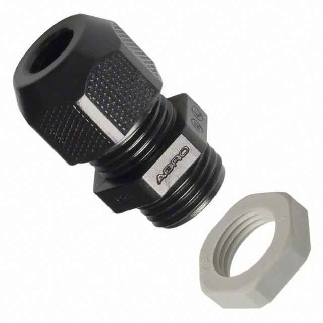 CABLE GRIP BLACK 3-8MM - American Electrical Inc. 1545.09.08