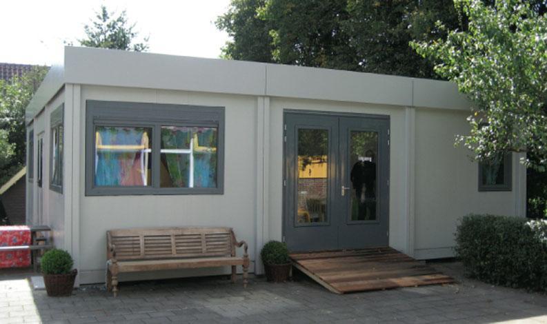 Constructions modulaires  - de 70 à 110 m²
