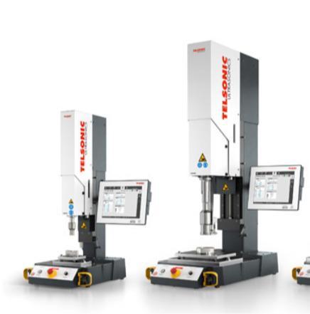 Ultrazvukový svařovací systém USP - Svařovací lis pro optimální kvalitu v rámci celého rozsahu aplikací