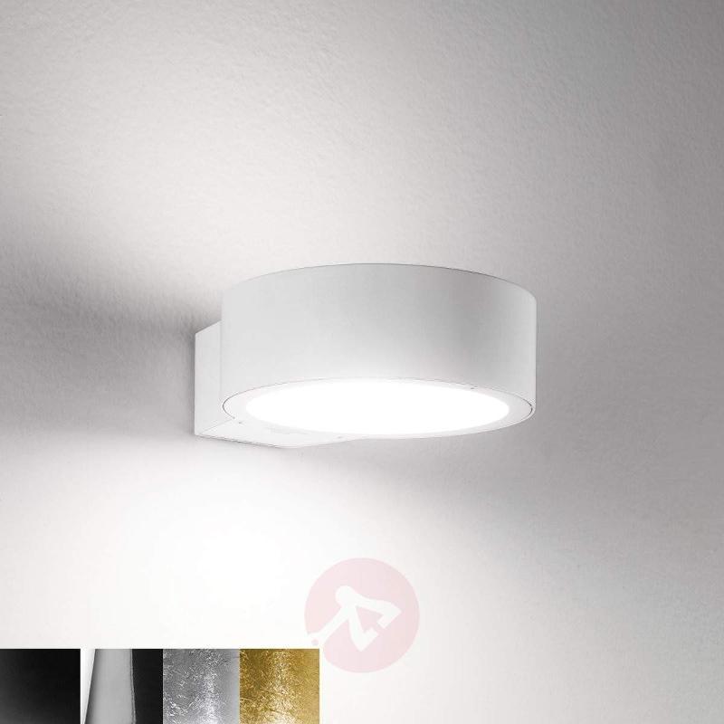 Rotatable LED wall light Anello - Wall Lights