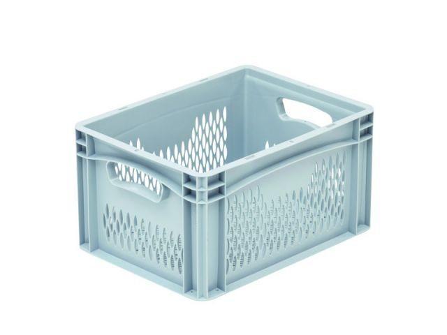 Stacking box: Base 4322 2 DG - Stacking box: Base 4322 2 DG, 400 x 300 x 220 mm