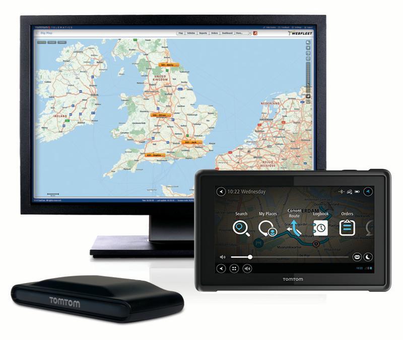 PRO Driver Terminals - Die PRO Driver Terminals ebnen den Weg für smarteres Arbeiten unterwegs