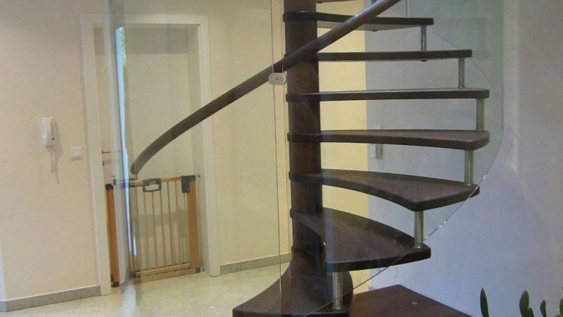 Spiral stairs - Sciria modern