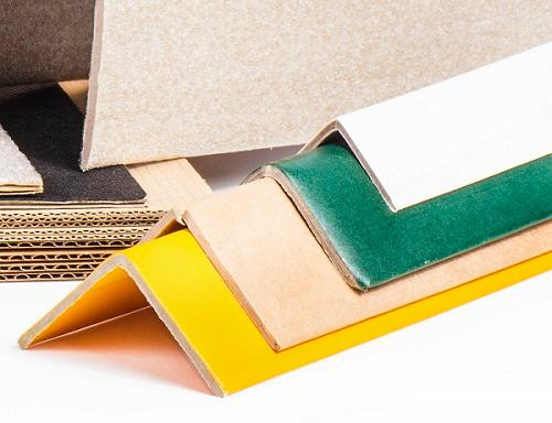 Edgeboards - Edge boards or corner protection made of cardboard