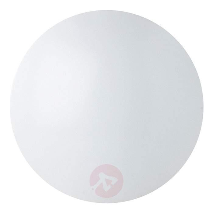 Renzo - round LED ceiling light IP44 - Ceiling Lights