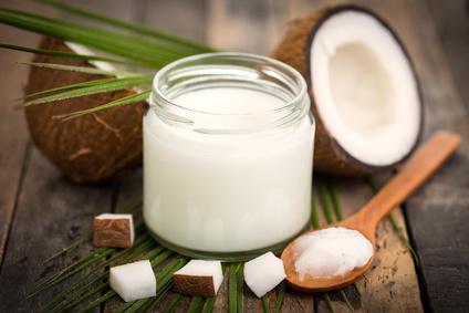 Kokosnussöl (Kokosnussfett) - null