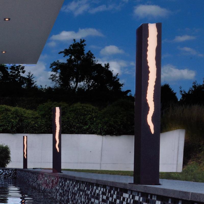 El Rayo - borne lumineuse LED - Bornes lumineuses LED