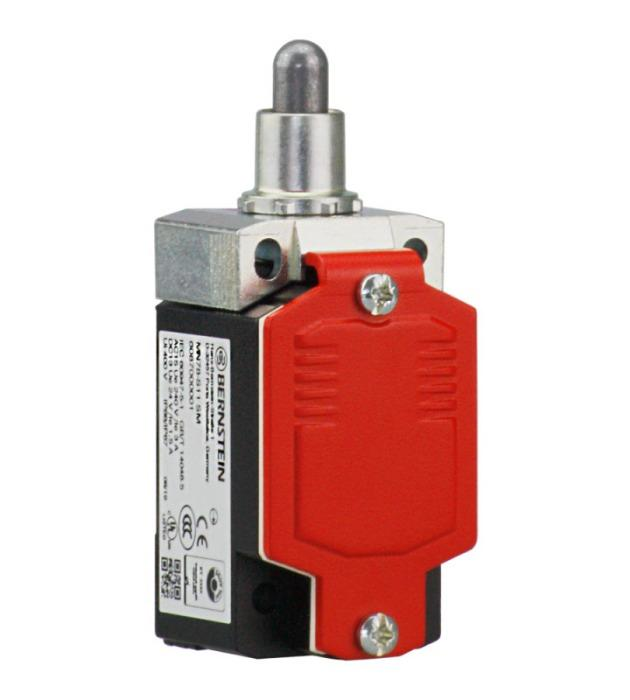 Position switch MN78 - Position switch MN78 especially suitable for switching low currents