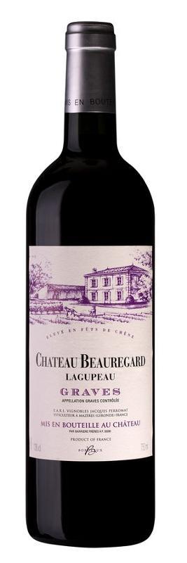 Graves wine AOC - Château Beauregard Lagupeau