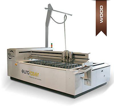 Laser cutter for wood - XL-1600