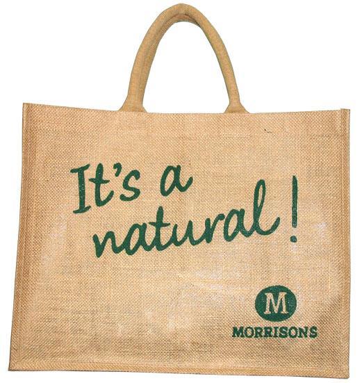 Jute Promotional Bags - Jute Promotional Bags, Jute Shopping Bags, Printed Burlap Jute Tote Bag