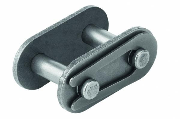 Rollenketten - Rollenketten einfach DIN ISO 606, geschweifte oder gerade Lasche