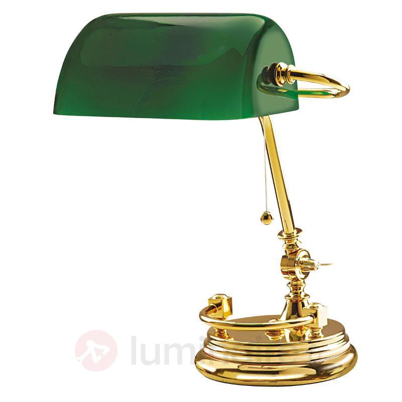 Lampe à poser classique FIGI de 49 cm - Lampes à poser classiques, antiques