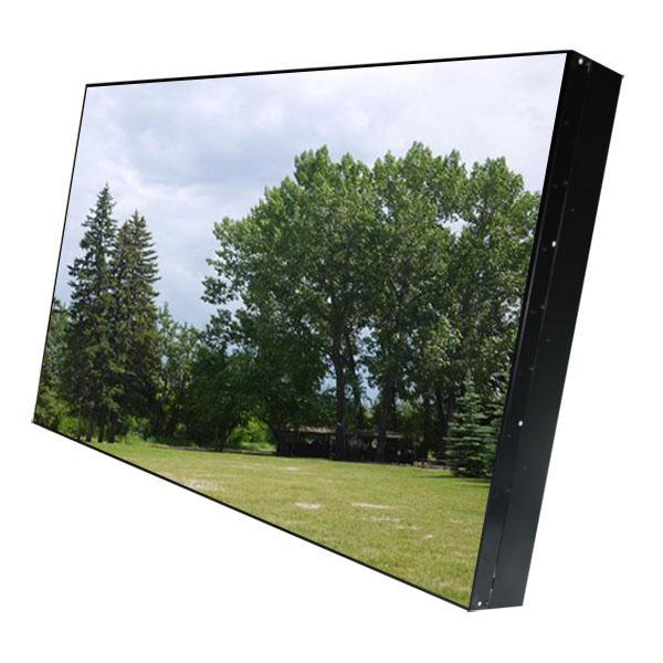 55inch Video Wall Chassis Frame Monitor/500cd(nit)/1920x1080