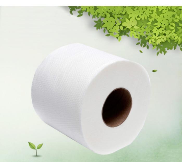 Бумага туалетная рулонная -