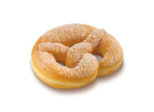 Donut Pretzel - Ball donuts