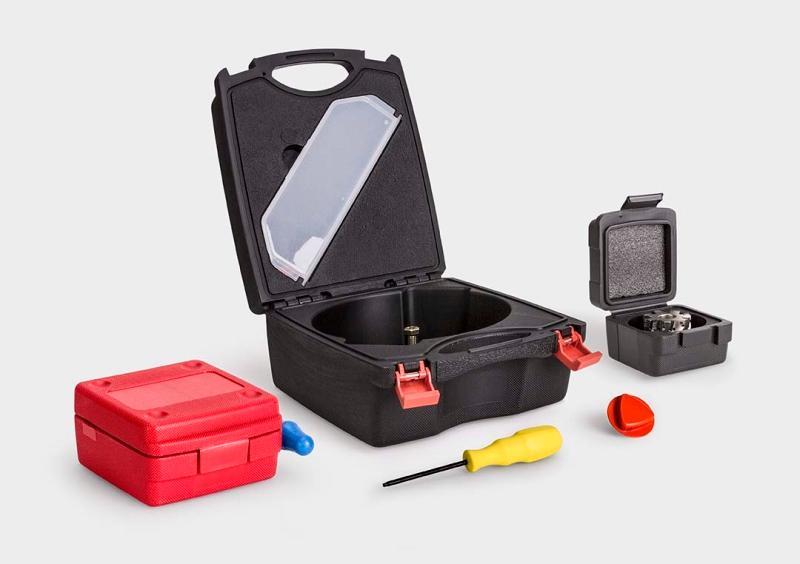 MK-Case - Valigette in plastica